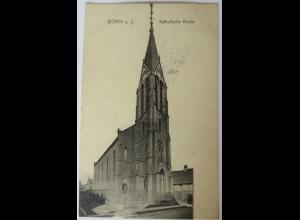 Wörth a.Sauer, Katholische Kirche, 1913
