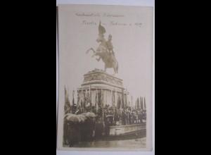 Österreich Tirol 1899, Eucharistische Festprozession, Fotokarte (37476)