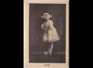 Zirkus Variete Comedy, Boriska, Niederländerin Holzschuhe