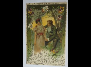 """""""Frauen, Männer, Mode, Jugendstil"""" 1903, F. Döcker ♥"""