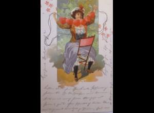 Valentinstag, Frauen, Mode, Herz, 1899 ♥ (16941)