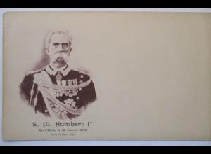 Italien, König Humbert, ca. 1895
