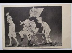 Großbritannien, König Eduard VII. Sänfte Politik 1902 (37175)