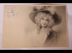 """""""Frauen, Hutmode, Mode"""" 1909, Munk- Vienne ♥"""