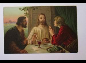 """""""Jesus, Herr bleibe bei uns"""" 1910, G. Mühlberg ♥"""