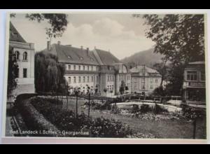 Polen, Schlesien, Bad Landeck (Lądek-Zdrój) ca. 1930
