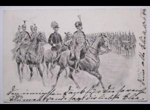 Österreich, General Offiziere, ca. 1900 aus Brünn