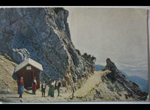Berge Alpen, Rax Raxgmoa Gelberhütte 1915 aus Maria Schutz