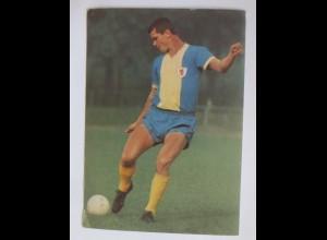 Fußball, Lothar Ulsaß, Werbung Rückseite Aral 1960 ♥ (32881)