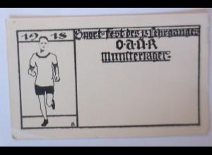 Munsterlager,Sport-Fest des 13 Lehrganges 1918 ♥