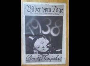 Bilder vom Tage, Wochenbeilage der Reichenberger Zeitung 1937, Nr.52 ♥