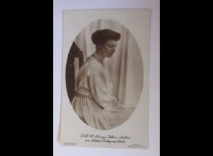 """""""Herzogin Victoria Adelheid von Sachsen Coburg u. Gotha"""" 1918 ♥"""